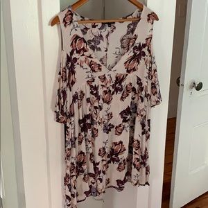 Kendall and Kylie floral dress